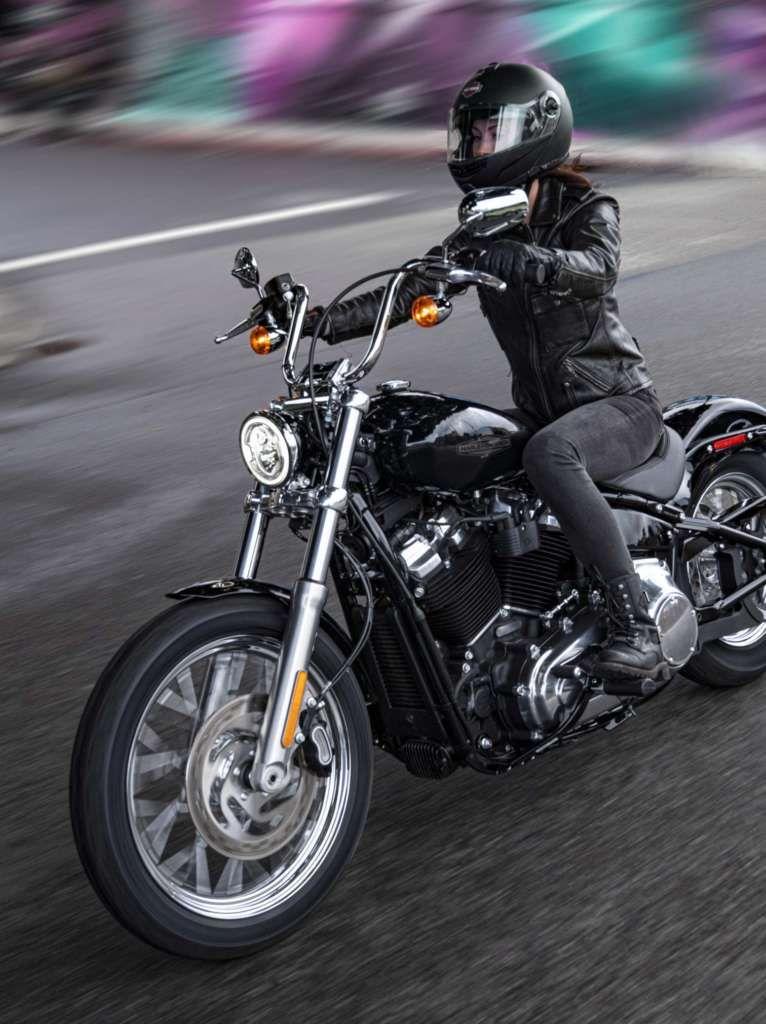 Possibility Comes Standard 2020 Harley Davidson Softail Standard Raw Stripp In 2020 Harley Davidson Motorcycles Dyna Harley Bikes Harley Davidson Motorcycles Fatboy