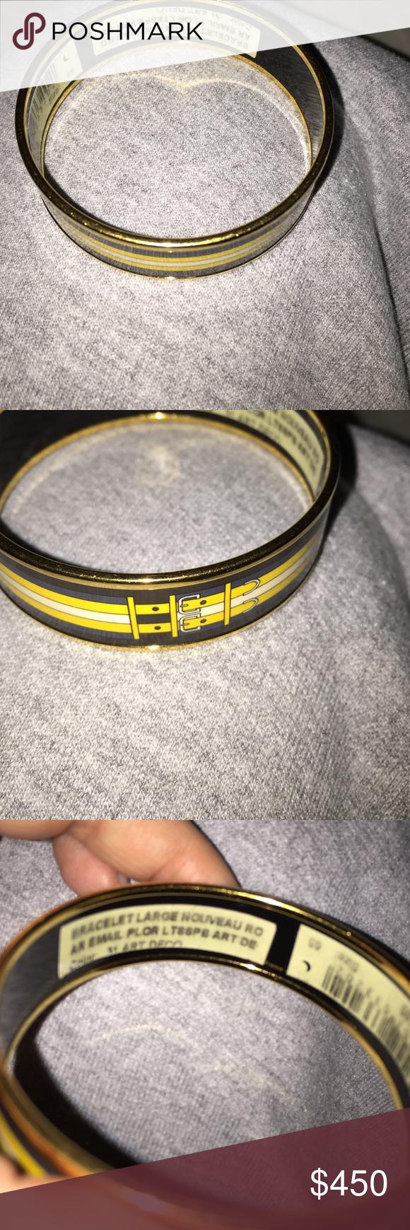 Hermes braceletnwt hermes jewelry jewelry bracelets and art deco