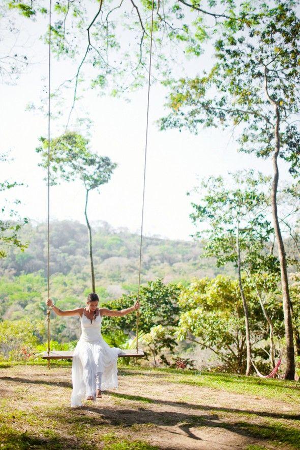 Rustic Beach Wedding In Costa Rica Wedding locations