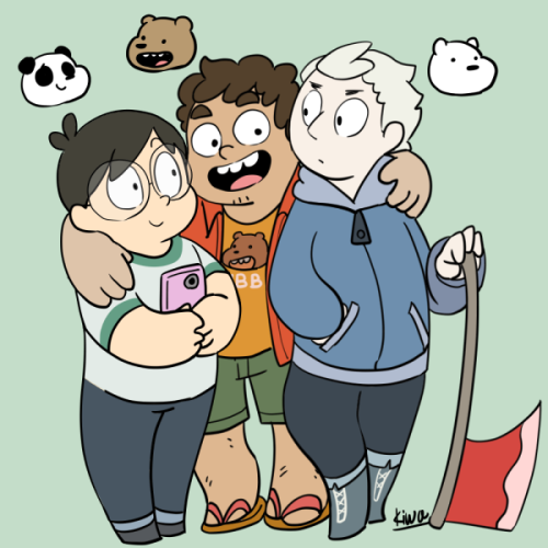 Pin by Autumn Cabret on We Bare Bears | Pinterest | Bare bears ...