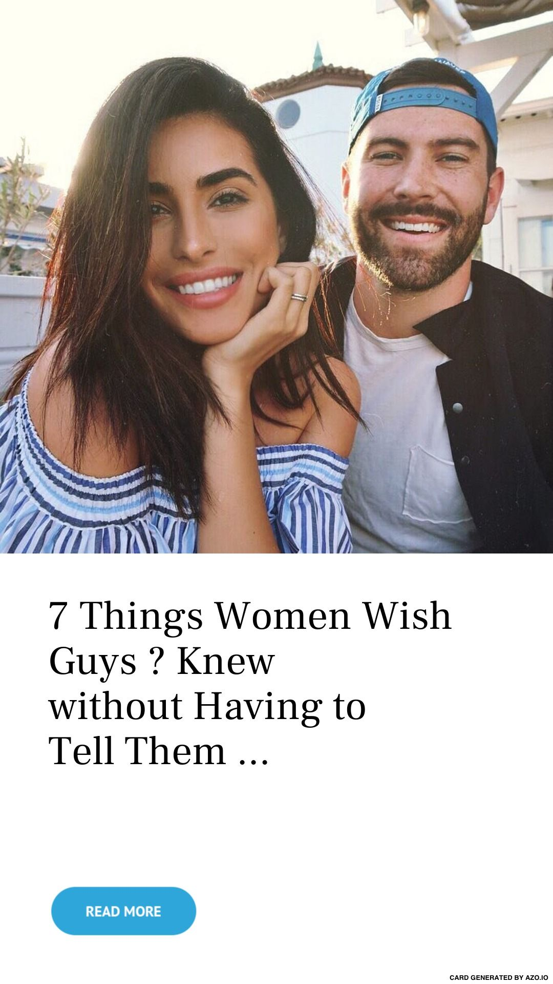 17 Things We Wish Guys Knew About Living Together foto