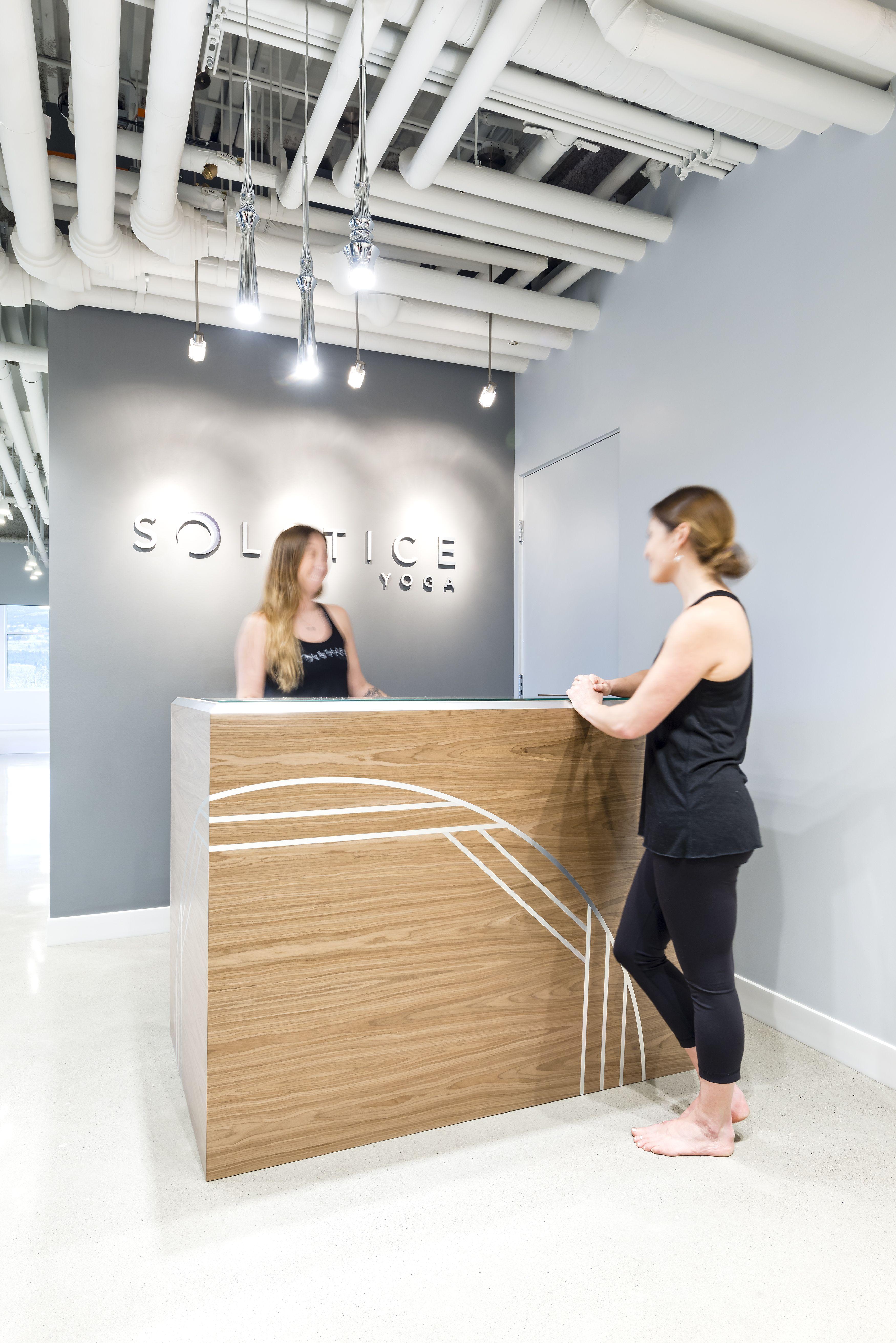Hatch Interior Design   Kelowna, BC   Solstice Yoga