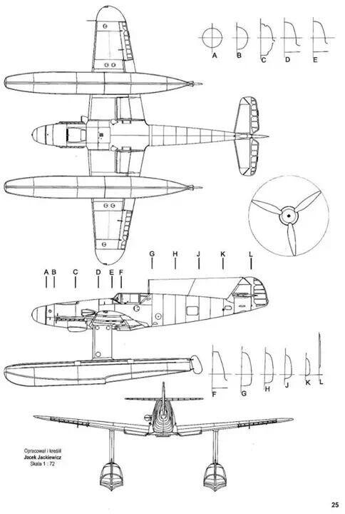 Me-109W