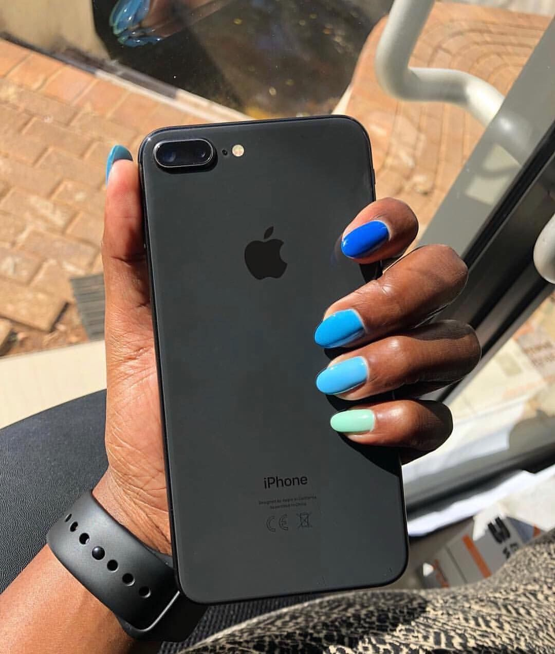 cheap for discount 2272d e0ffa iPhone 8 Plus Spacegrey🔥 Do you love it❓ Comment down below ...