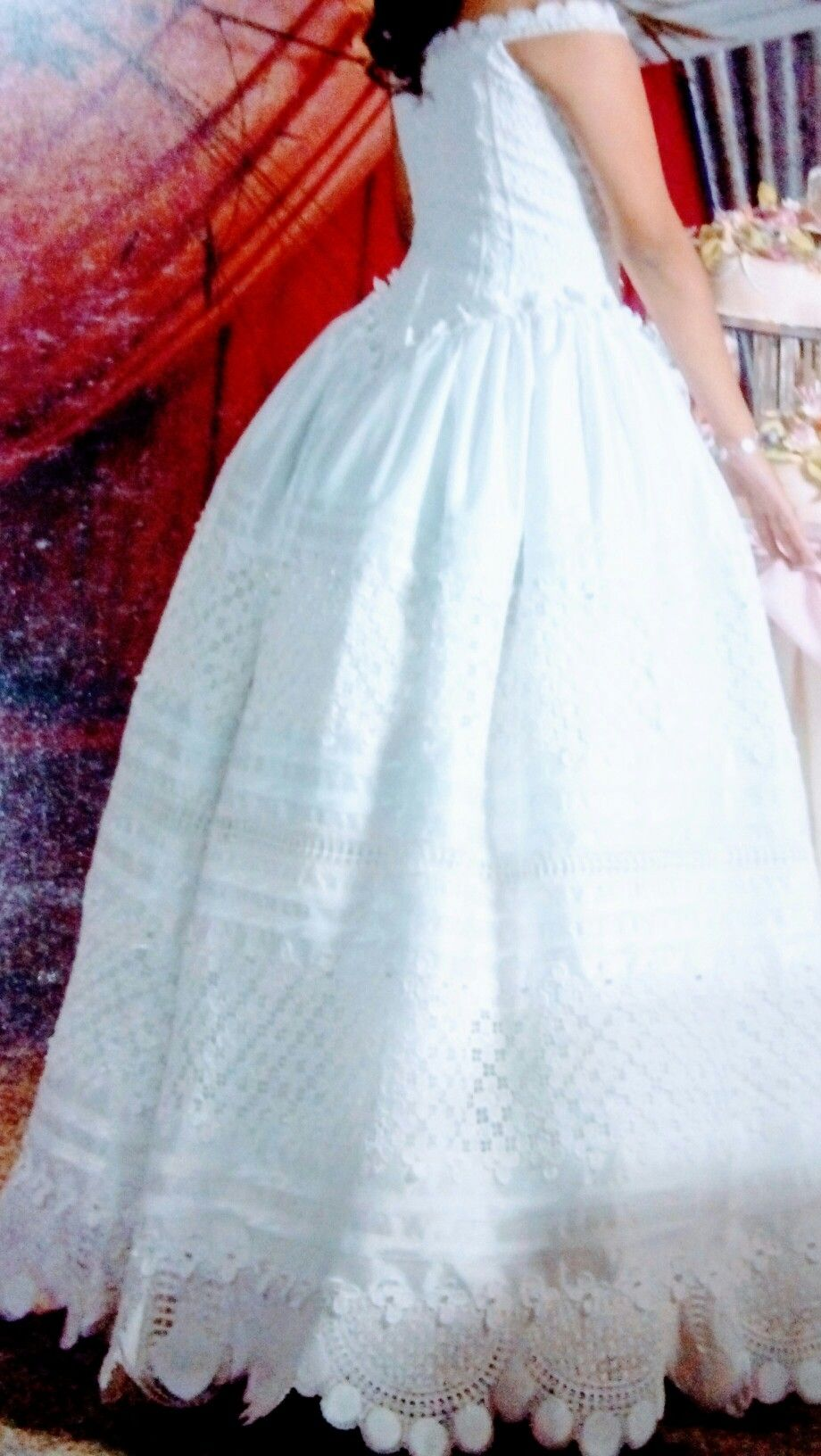 Confeccion de vestidos de novia en paraguay