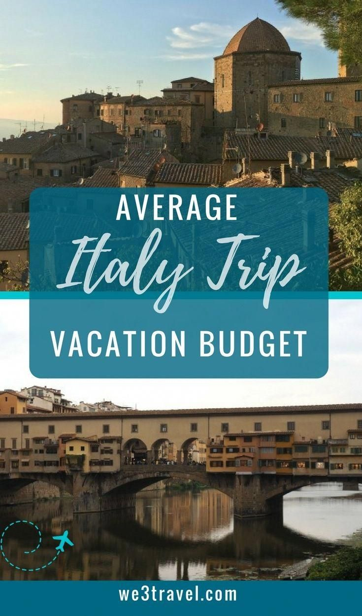 How Much Does A Family Trip To Italy Cost? Italy Vacation