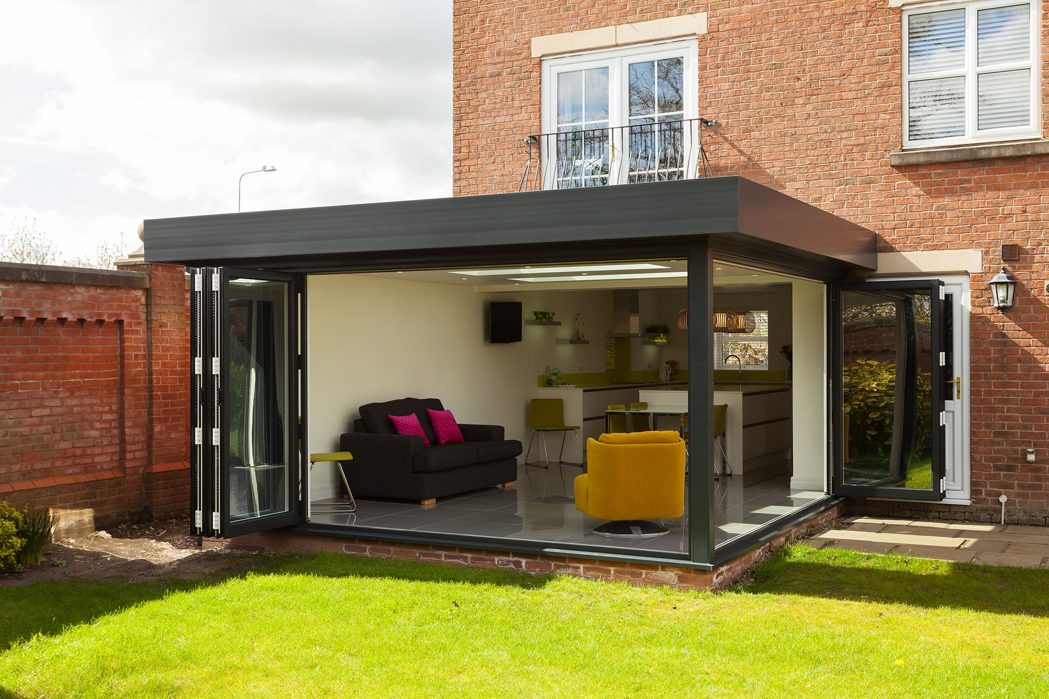 Garden Room Extensions Uk