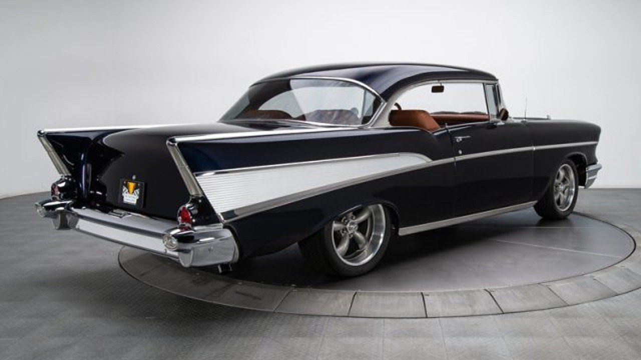 1957 Chevrolet Bel Air for sale near Charlotte, North