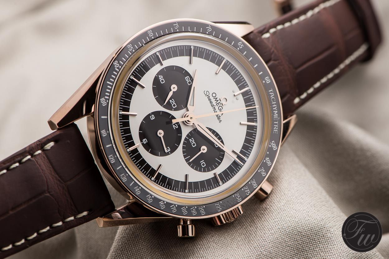 buy popular cf3ff e9ae4 Omega Speedmaster CK2998 First Omega in Space Sedna Gold ...