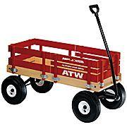 Radio Flyer All-Terrain Cargo Wagon