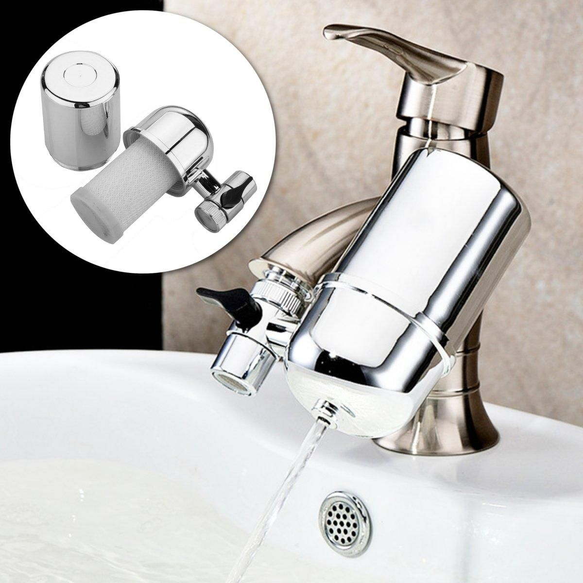 Bathroom Kitchen Water Filter Faucet Water Ionier Remove Water Contaminants Alkaline Tap Water Ceramic Cartridge Purifier Faucets From Home And Garden On Banggo Filtered Water Faucet Water Filter Faucet