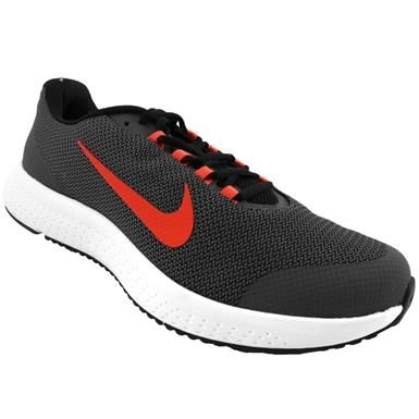 Nike Run All Day Running Shoes - Mens Black Track Red Dark Grey Zapatos De  Correr fad8c6f7c1c7f