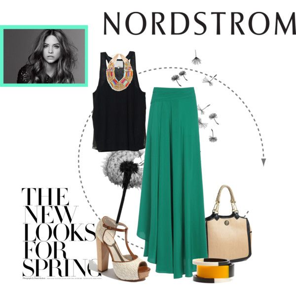 style with nordstorm, created by lindagama on Polyvore