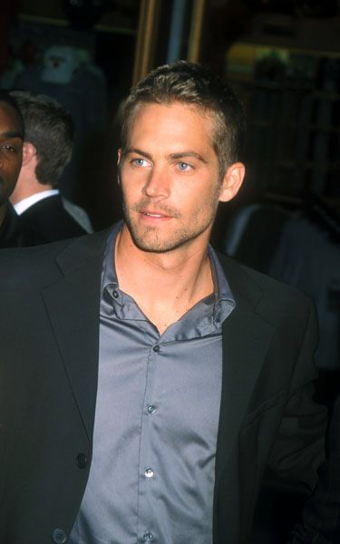 Paul at LA Premiere of 2 Fast 2 Furious 3rd June 2003