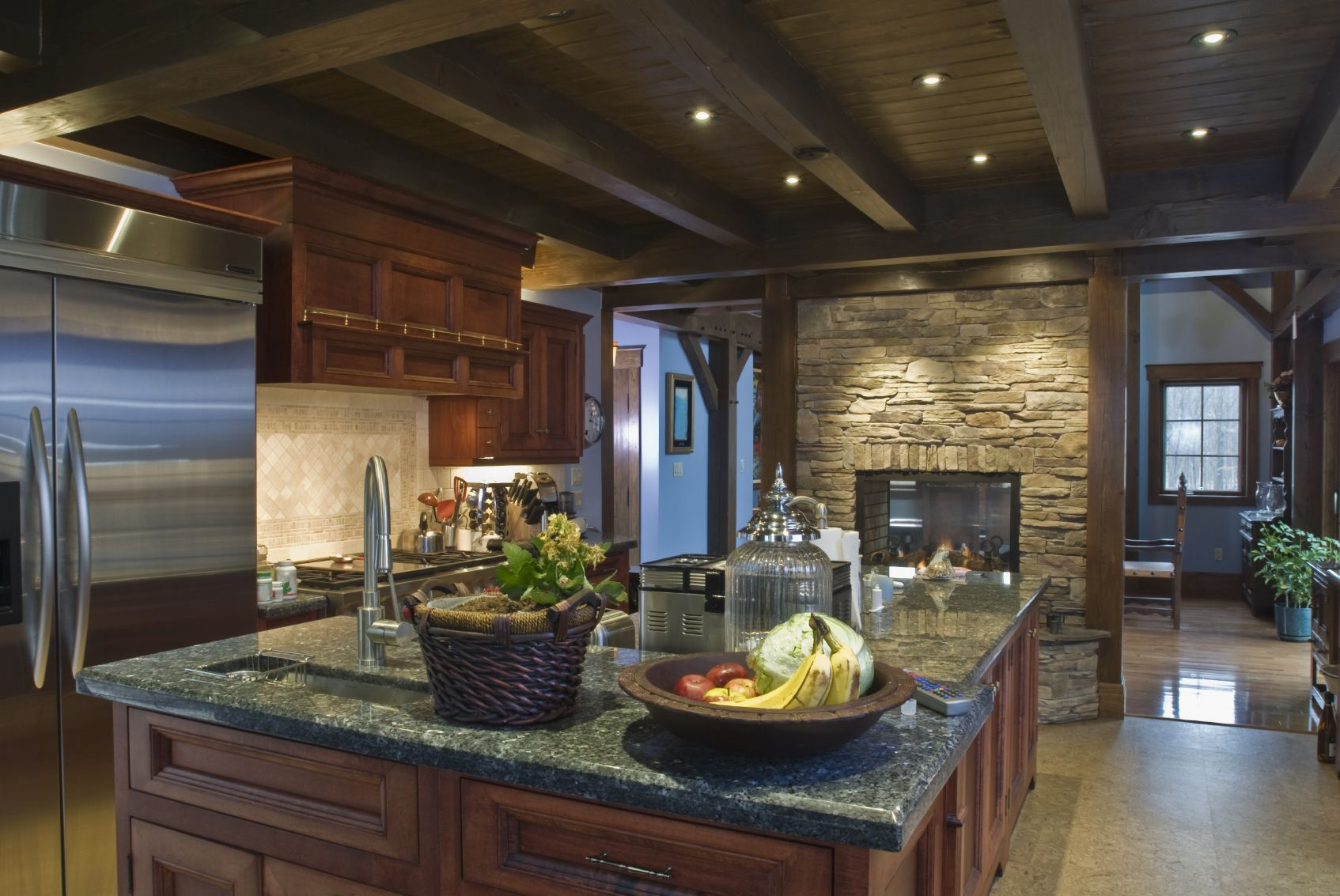 52 Dark Kitchens with Dark Wood OR Black Kitchen
