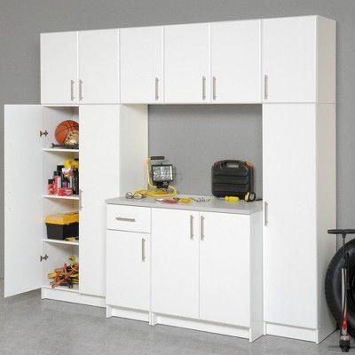 "Elite 16"" Base Cabinet White - Prepac   Storage cabinets ..."