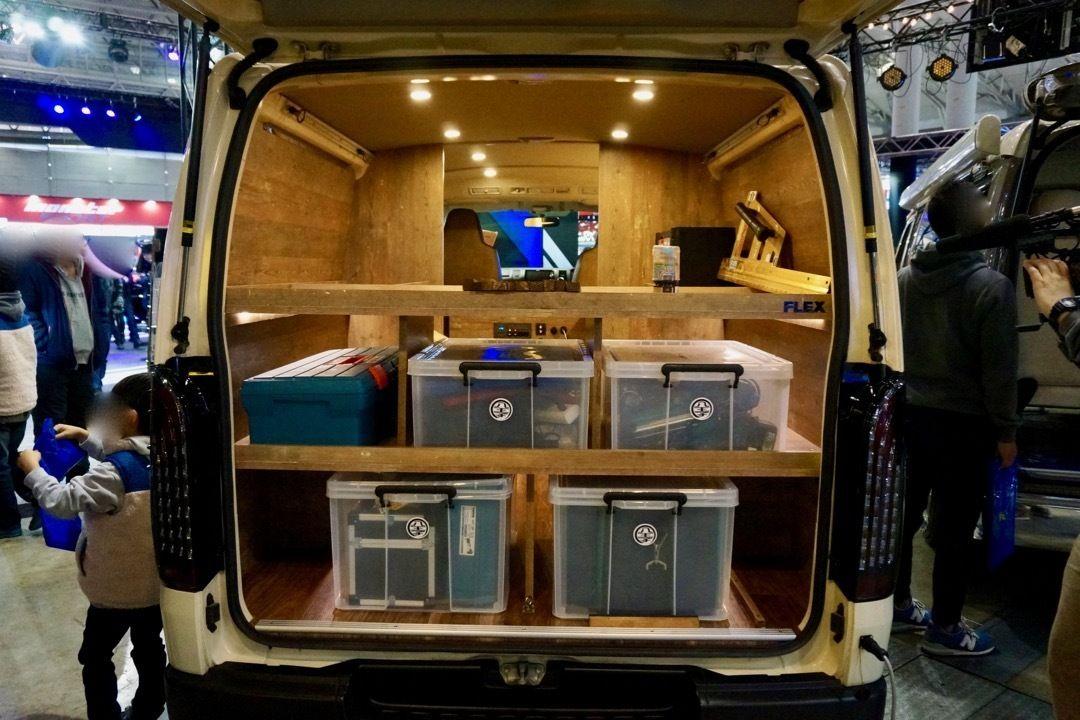 Flexカスタムハイエース Flex Custom Hiace 八王子リホーム ベース車両