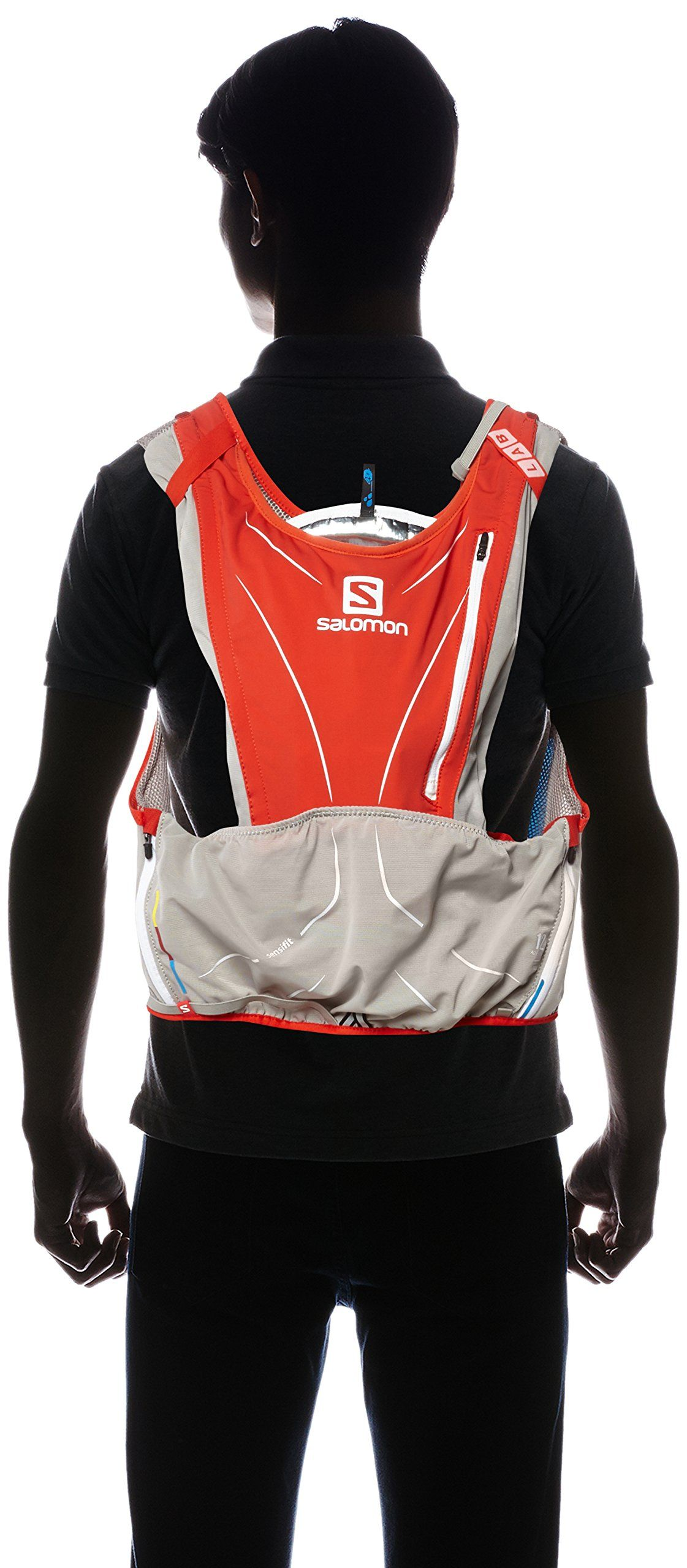 Salomon Slab Adv Skin 12 Set Racing Red Aluminium Xs S You Can Get More Details By Clicking On The Image This Is An Affil Cycling Outfit Clothes Salomon