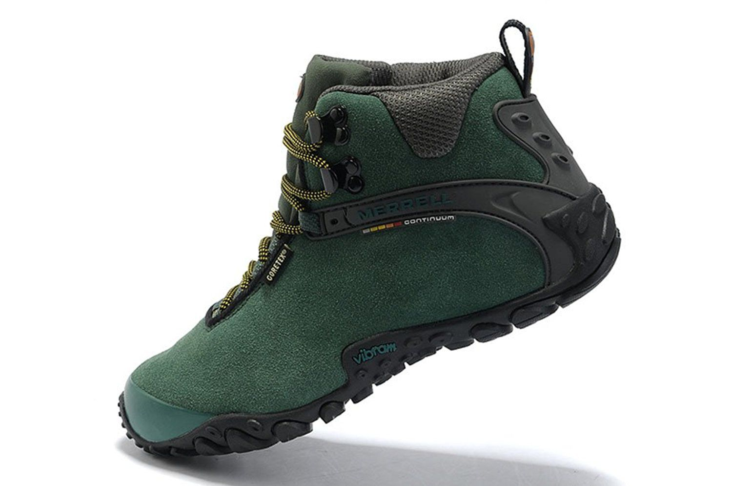 Merrell outdoor hightop hiking shoes casual couple