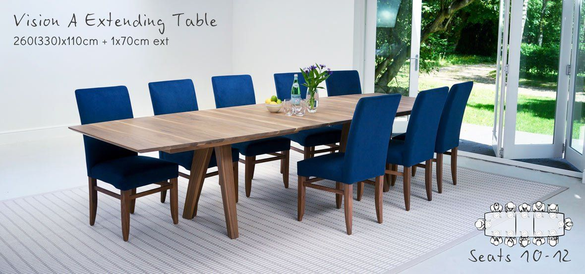 10 Seat Dining Room Table And Chairs Large Dining Room Table