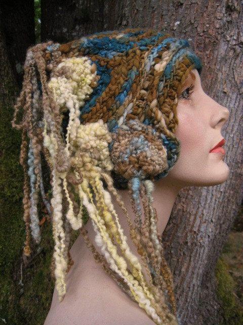 Resultado de imagem para free form crochet