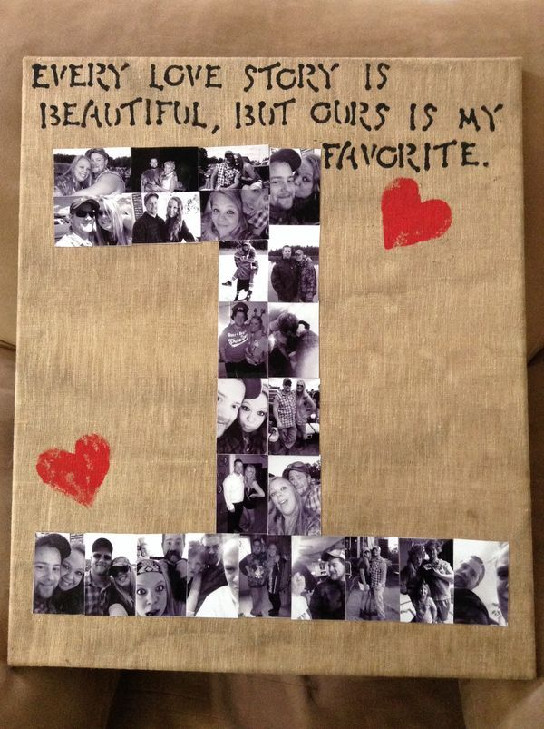 Pin By Mary Vaughan On Crafts Diy Anniversary Gifts For Him Best