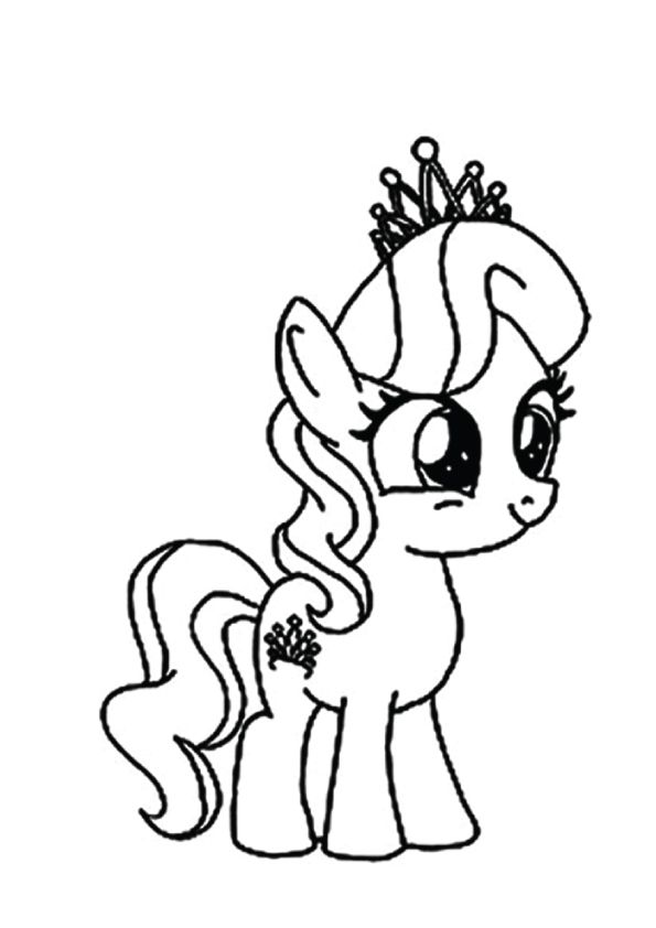 Print Coloring Image Momjunction My Little Pony Coloring Unicorn Coloring Pages Cartoon Coloring Pages