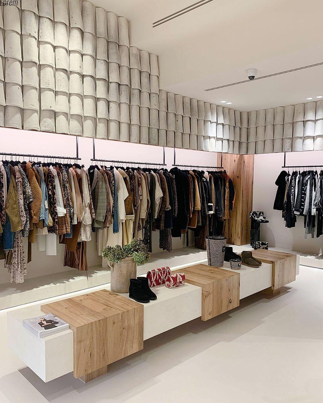 Flagship Lulli Concept Store Maison Vetements De Createurs