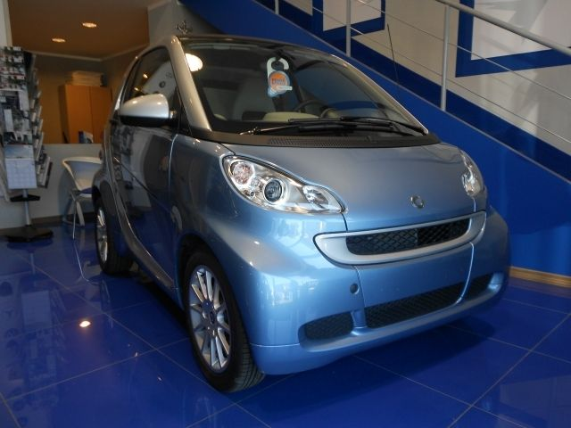 smart fortwo coupe passion a 9 900 euro