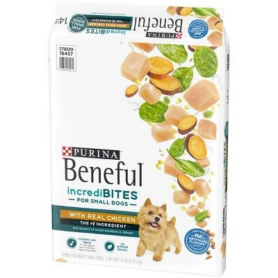 Purina Beneful Incredibites With Chicken Dry Dog Food 15 5lbs