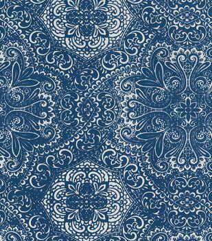 Home Decor Print Fabric HGTV Home Intricacy Gemstone