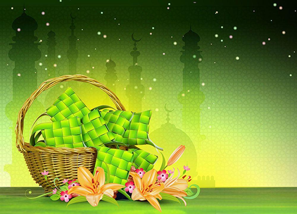 Free Wallpapers And Backgrounds For Hari Raya Aidilfitri