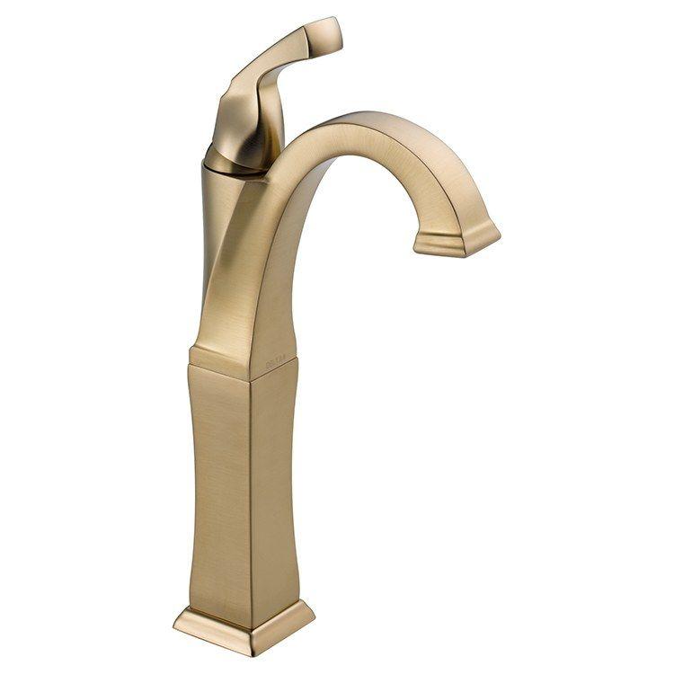 Dryden Single Handle Vessel Sink Faucet Delta Faucets Faucet