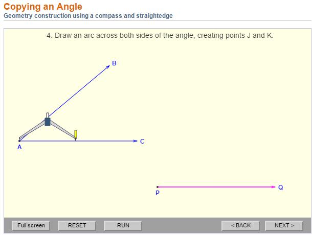 Construction Animation Math Open Reference Math Pinterest