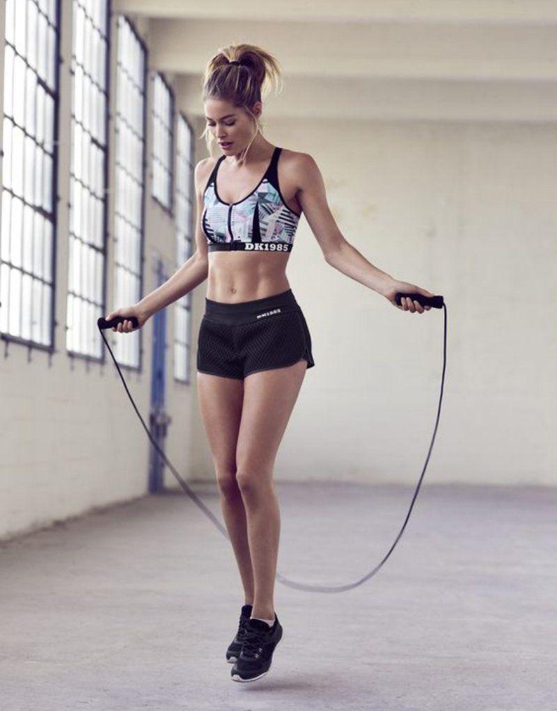 4 Sencillos ejercicios para bajar de peso justo a tiempo para recibir el año nuevo