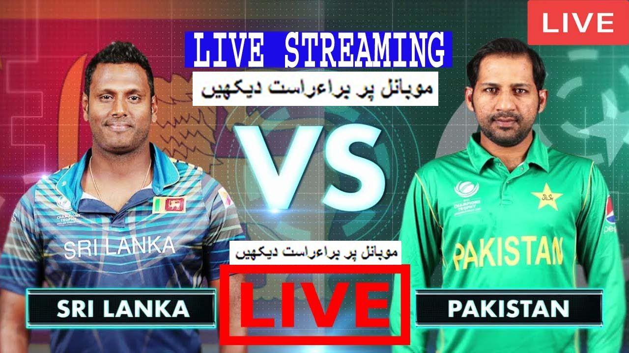 Pakistan Vs Sri Lanka 3rd T20i Live Streaming Gadafi Stadium Lahore Live Cricket Streaming Cricket Streaming Pakistan Vs