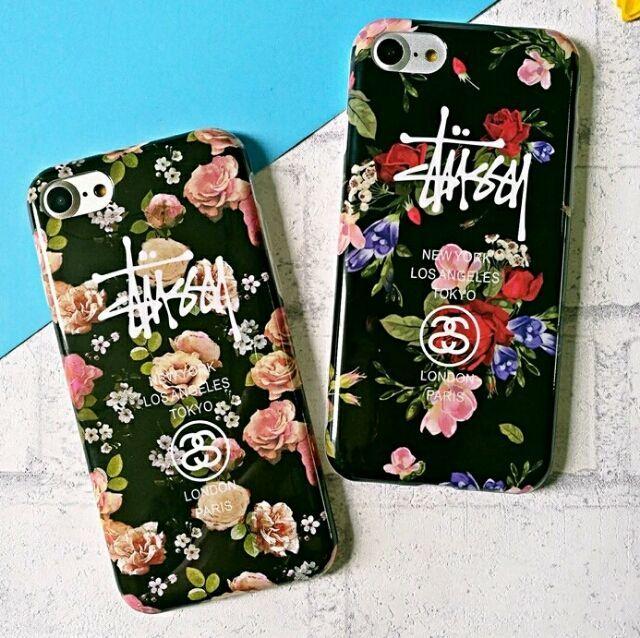 5666ea249e stussy iPhoneケース(花柄新作) - フリマアプリ&サイトShoppies[ショッピーズ