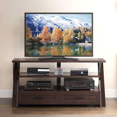 Whalen Furniture Stinson Tv Stand Whalen Tv Stand Swivel Tv
