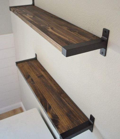 40 Impressive DIY Shelves For Storage Style Beautiful Home Gorgeous How To Make Floating Shelves From Scratch