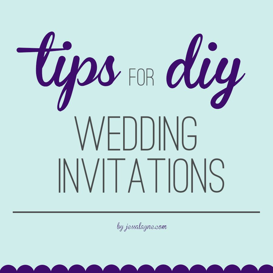 Print Your Own Wedding Invitations: Planning A Destination Wedding