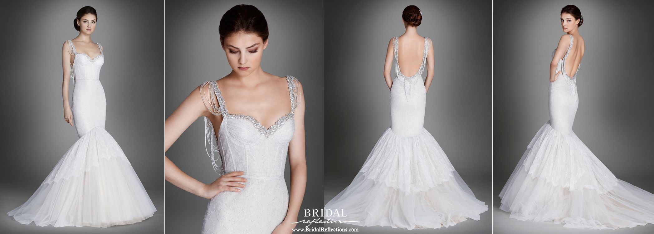 Lazaro Wedding Dress Collection | New York