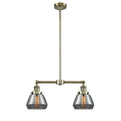 Braxton Metal Bamboo Buffet Lamp with