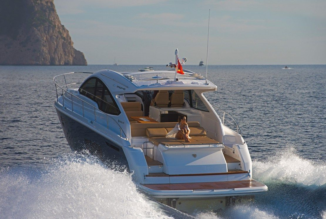 Fairline Yachts Future Secured in a New Deal Luxury News