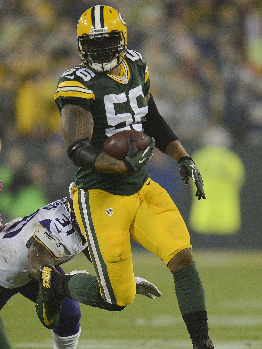Week 5 Green Bay Packers 42 Minnesota Vikings 10 Green Bay Packers Nfl Green Bay Green Bay