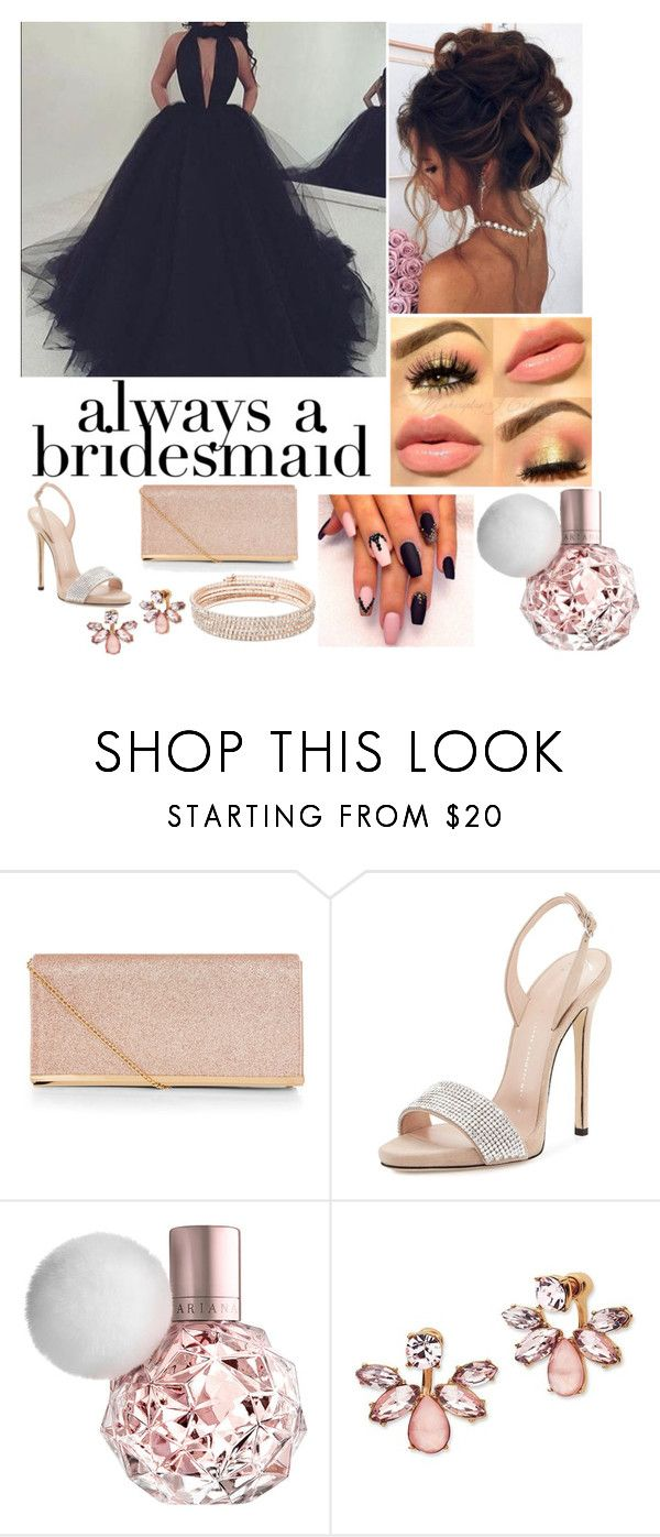 """""""Untitled #169"""" by duygumalik ❤ liked on Polyvore featuring beauty, New Look, Giuseppe Zanotti, Marchesa and Anne Klein"""