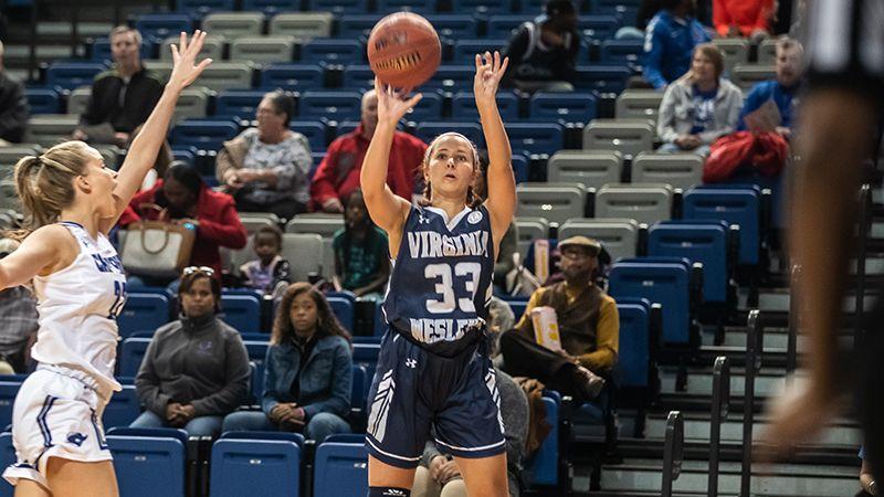 Women's Basketball Takes Down Macon in Overtime Thriller