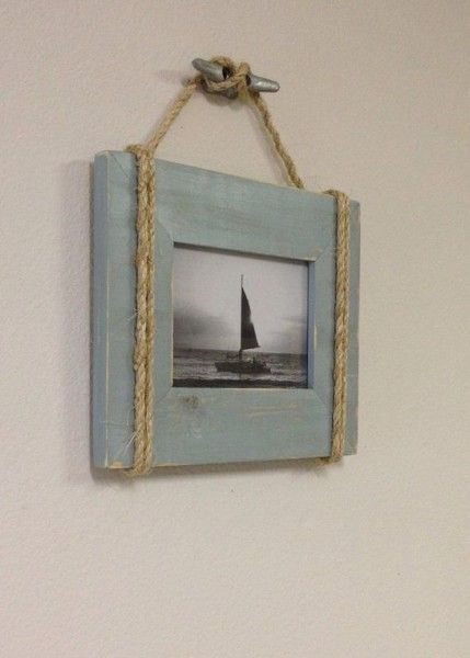 18 Diy Picture Frames To Keep Your Memories Safe | Portarretrato ...