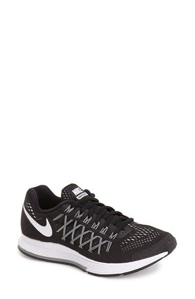 e76d2052c12 Nike  Zoom Pegasus 32  Running Shoe (Women) available at pink pow volt black  color  Nordstrom