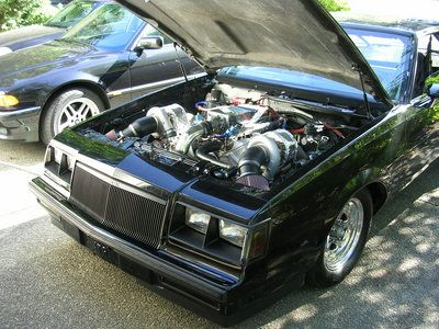 Twin Turbo V8 Buick Gn 37 000 Buicks Buick Cars Buick Grand