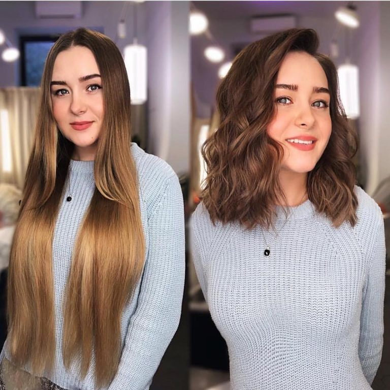 70 Before After Short Hair Photos Long To Short Hair Transformations Long To Short Hair Hair Styles Hair Transformation